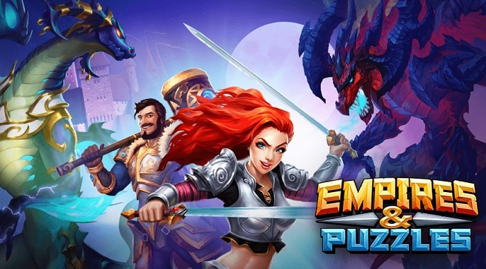 Empires and Puzzles Free Gems