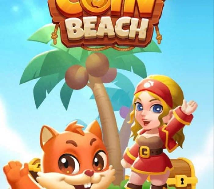 Coin Beach free spins