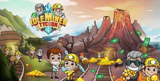 Idle Miner Tycoon free Cash