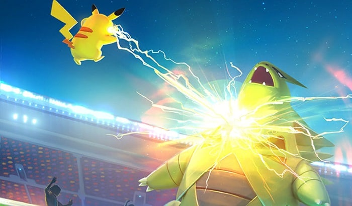 Pokémon Go Raid Battle